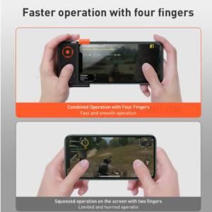 BASEUS GAMO GA05 Mobile Game One-handed Gamepad